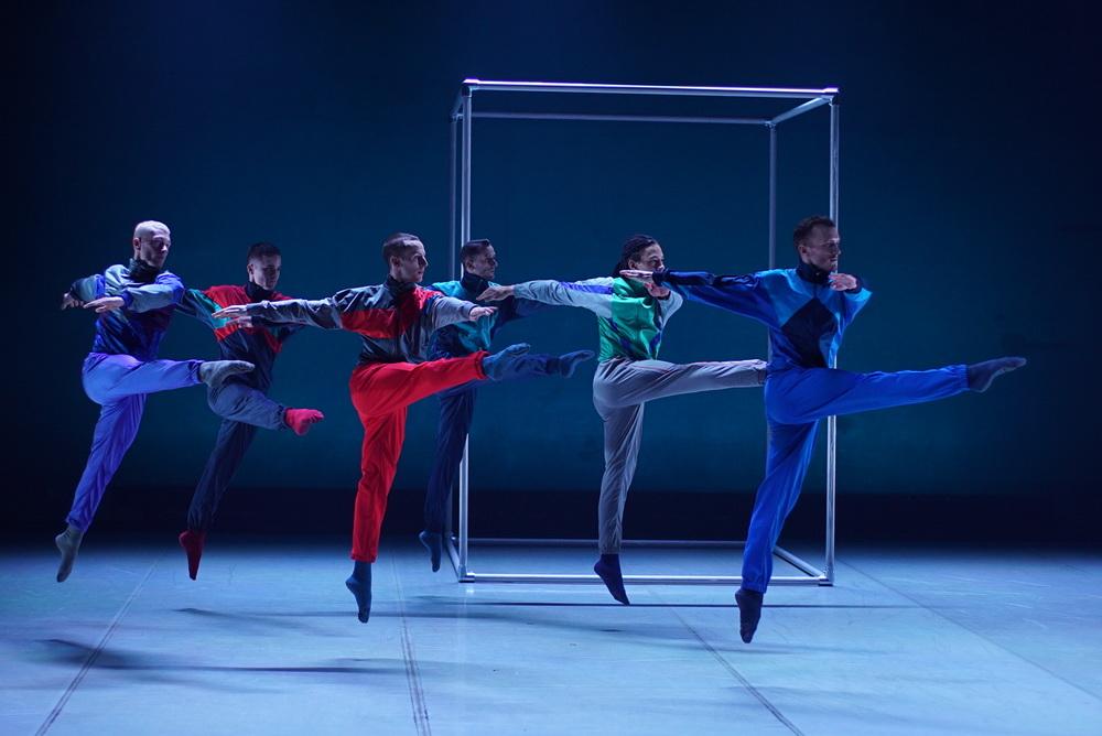 BalletBoyz выступит в Тель-Авиве