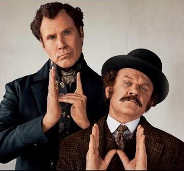 Такого Холмса вы еще не видели