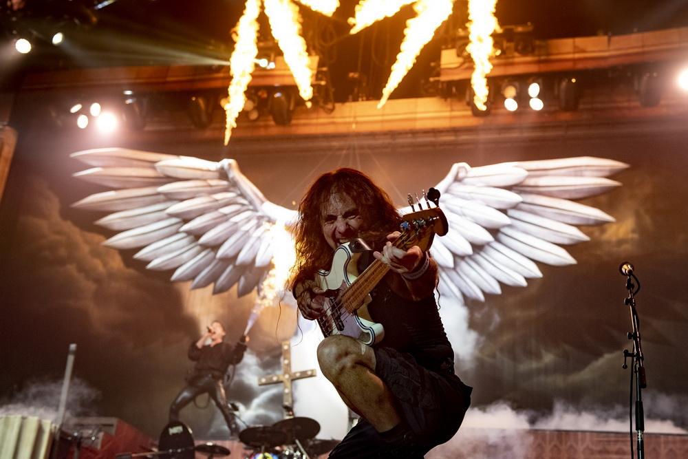 Легендарная хеви-метал-группа Iron Maiden выступит в Израиле