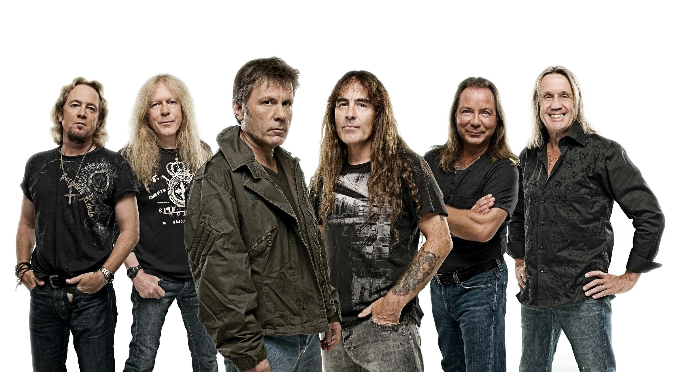 Легендарное шоу Iron Maiden по дороге в Израиль