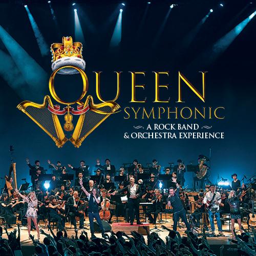 «We will rock you! Мы потрясем вас», – обещают участники мирового шоу  Queen Symphonic:  A Rock & Orchestra Experience
