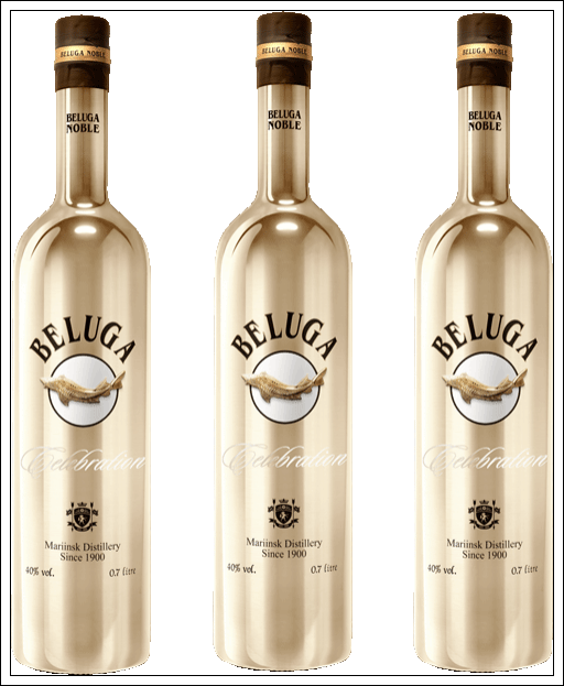 Beluga Celebration к Новому году