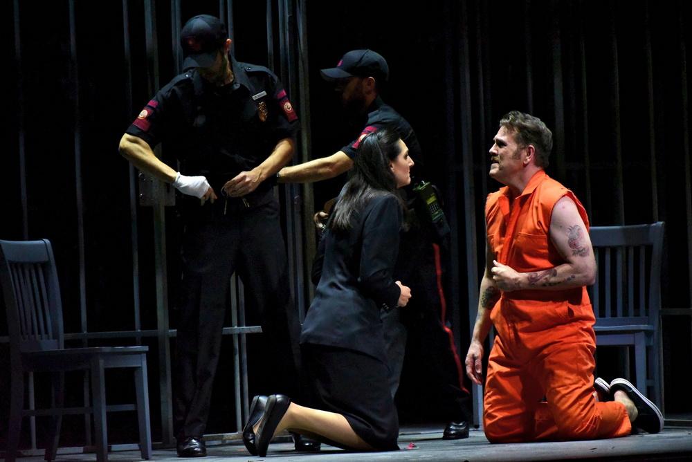 Опера «Мертвец идет» Джейка Хегги будет представлена в Тель-Авиве