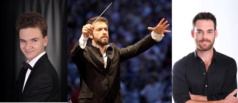 Третий концерт «Семейного» сезона оркестра «Симфонет Раанана». Семейные истории – вечный диалог. Бетховен и Бетховен