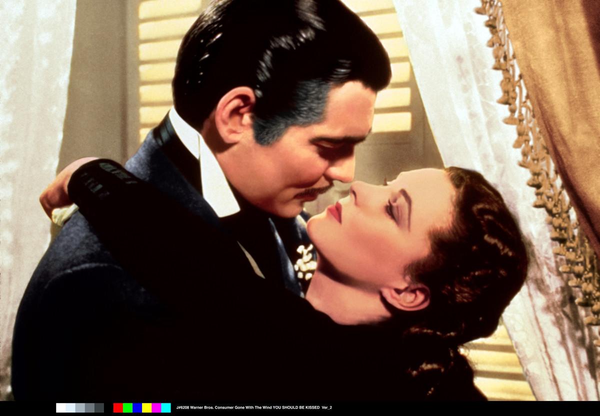 «Унесенные ветром» – знаменитому фильму 80 лет!