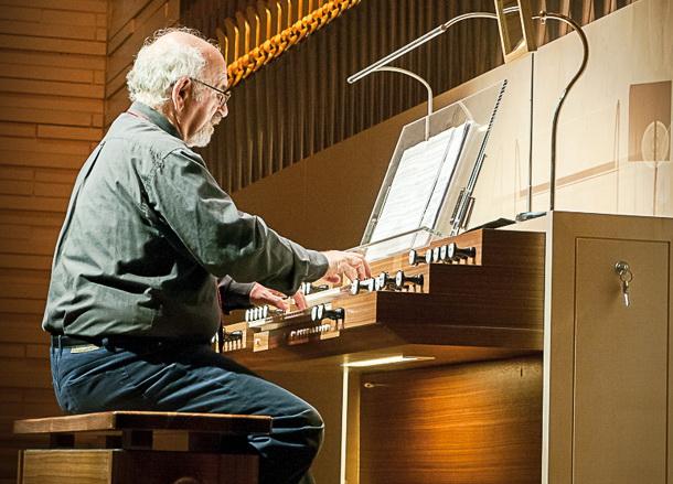 «Кончерто, фантазия и соната» – органная музыка в Центре искусств ELMA в Зихрон-Яакове в субботу, 7 декабря