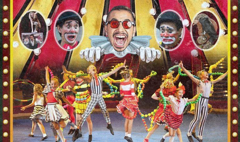 Лучший цирк на Хануку – это «Балаган в цирке Галактика»!