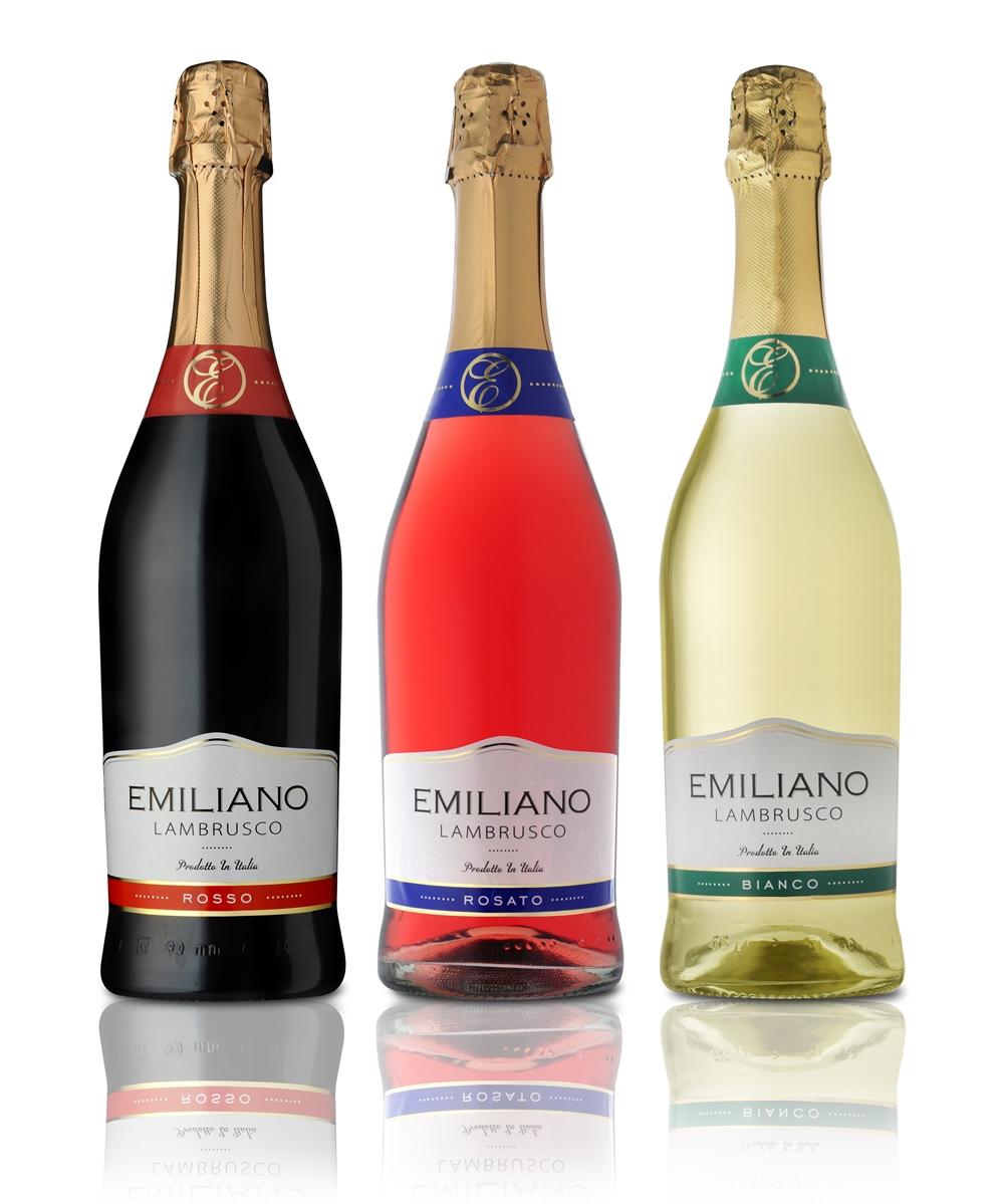 EMILIANO – пенный вкус Италии к Новому году