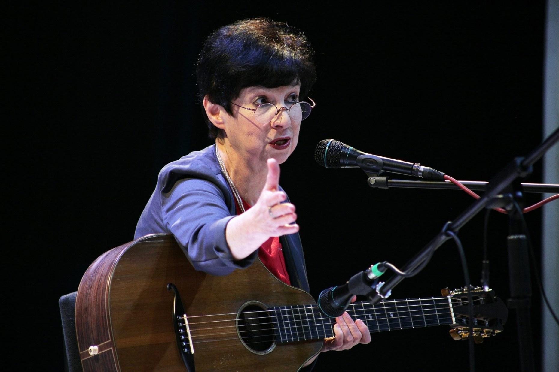 Вероника Долина. «Мы все надеялись на чудо». Концерты в Израиле в феврале