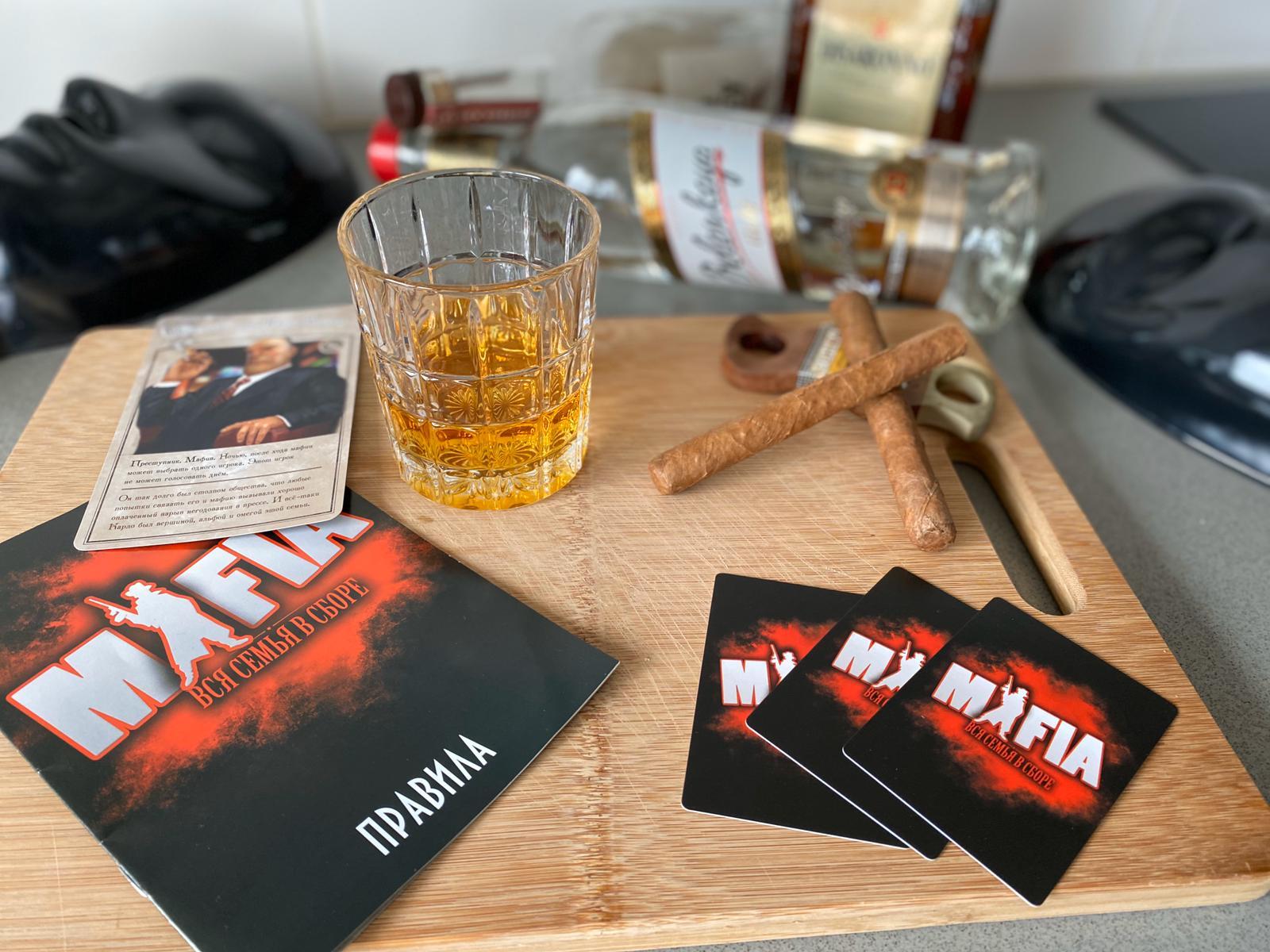 В этом городе правит «Мафия»: как организовать коктейльную вечеринку в гангстерском стиле
