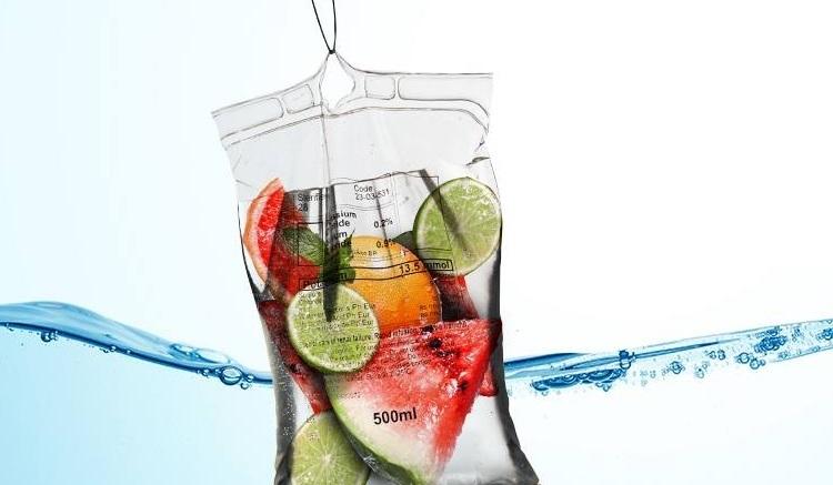 Tренды оздоровления: витаминные капельницы