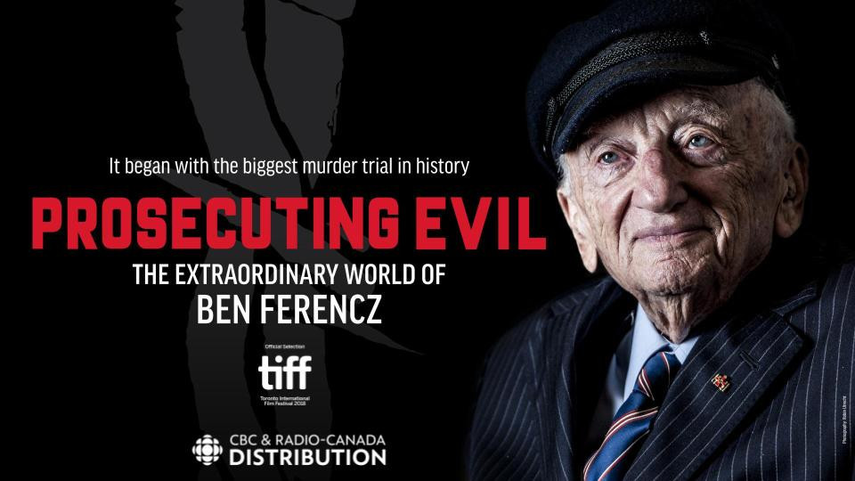 75-летию освобождения Освенцима посвящается: «Преследование зла: Необычайный мир Бена Ференца»