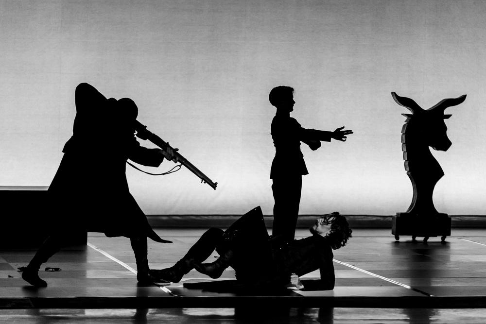 Не бог, не дьявол, не святой: балет «Распутин» в Израиле