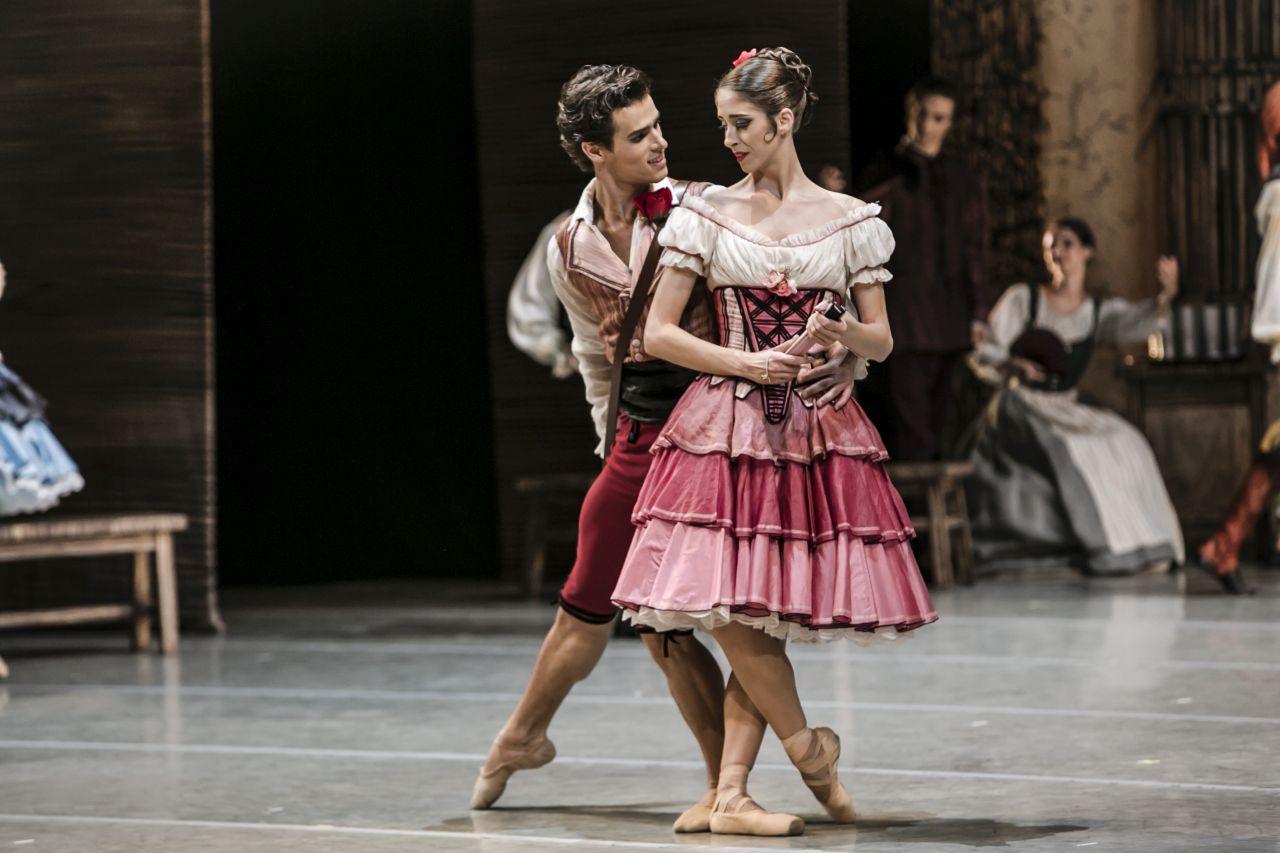 «Золотая Маска в Израиле» и Jaffa Fest представляют: легендарный балет «Дон Кихот» Санкт-Петербургского театра имени Леонида Якобсона