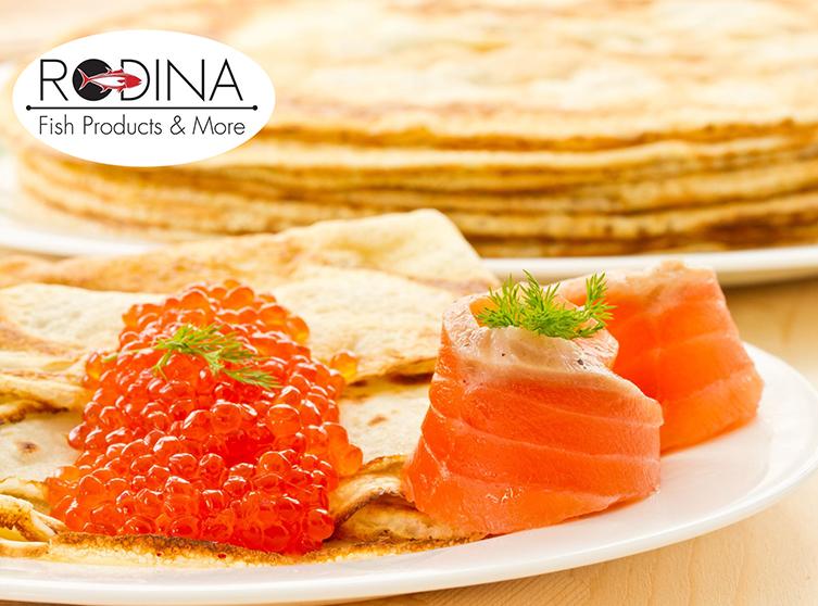 Красная икра, рыба, морские и мясные деликатесы – весенние скидки в «Родине»!