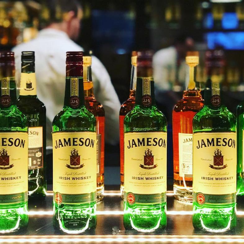 День святого Патрика: все преходяще, а виски Jameson вечно
