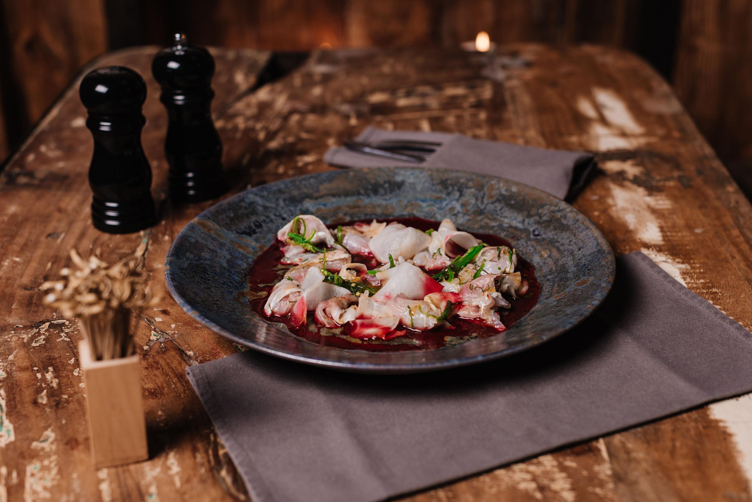 Высокая кухня к Шавуоту от шеф-повара итальянского ресторана