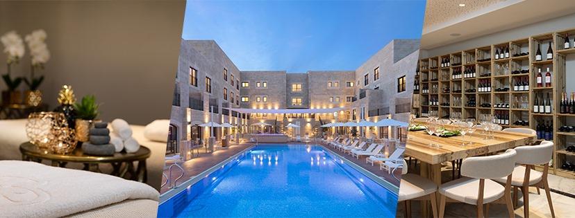 После карантина, вновь откроется отель Edmond в Рош-Пине