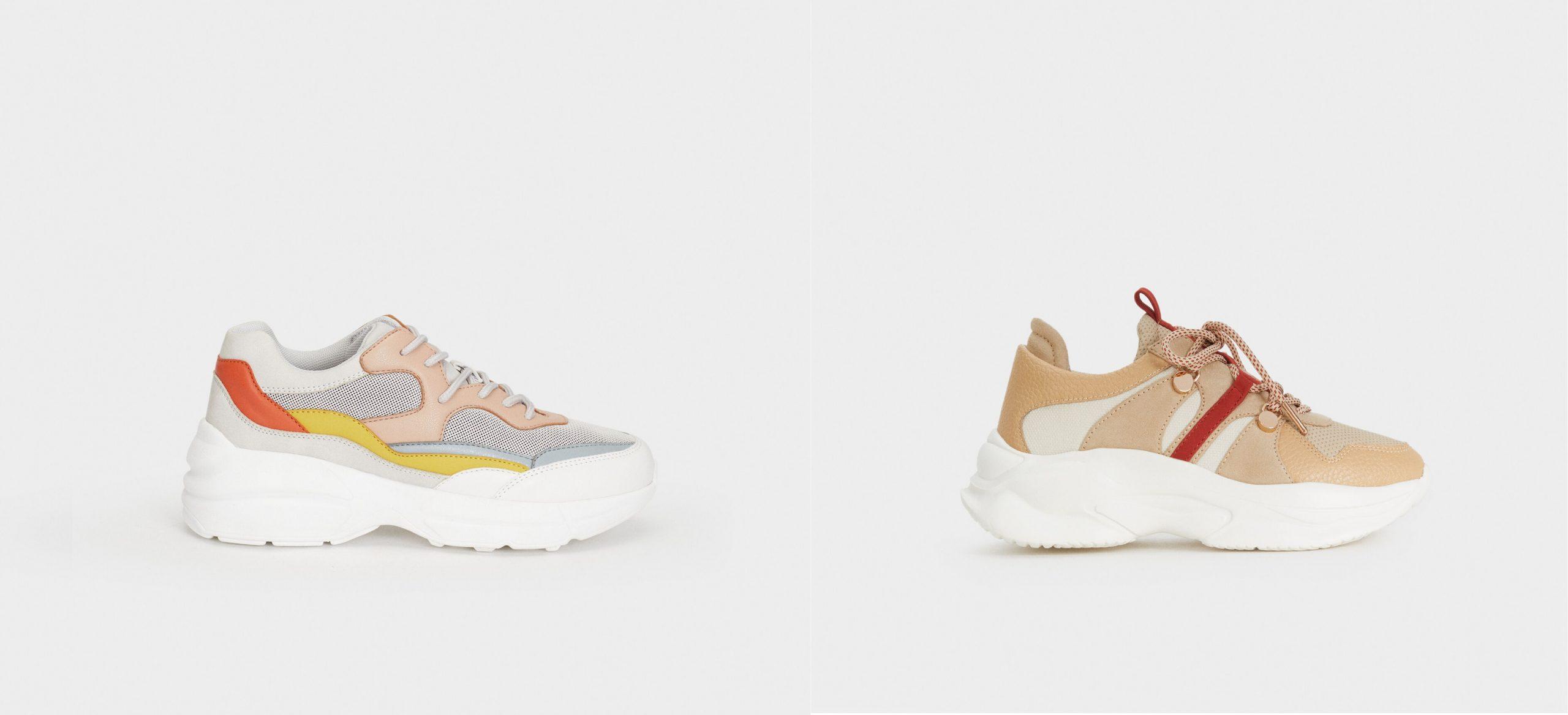 Скидки на стильную спортивную обувь