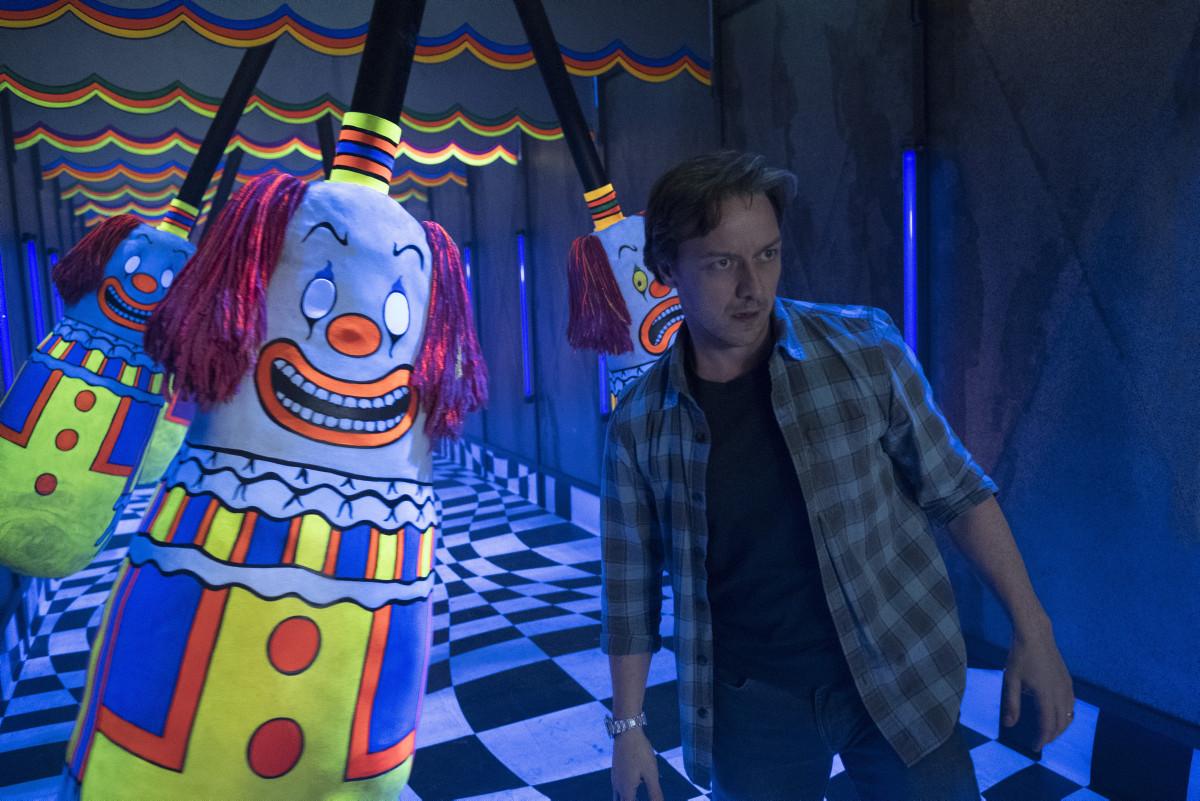 Страшный клоун возвращается…