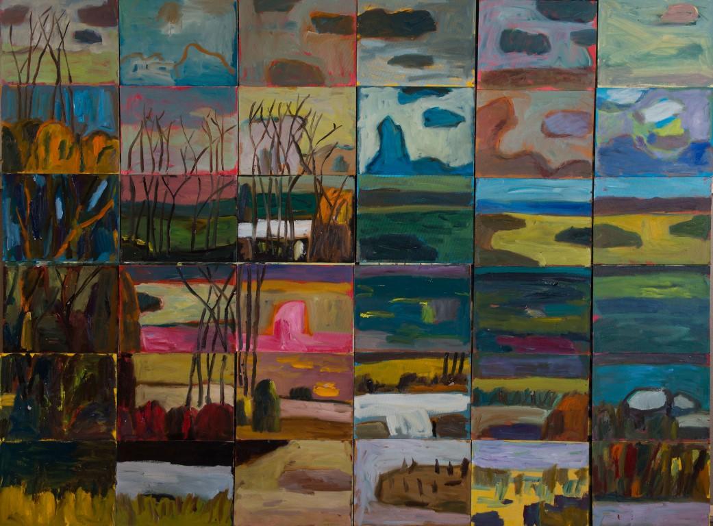 Пять летних выставок в музее «Мишкан Ле-Оманут» в кибуце Эйн-Харод