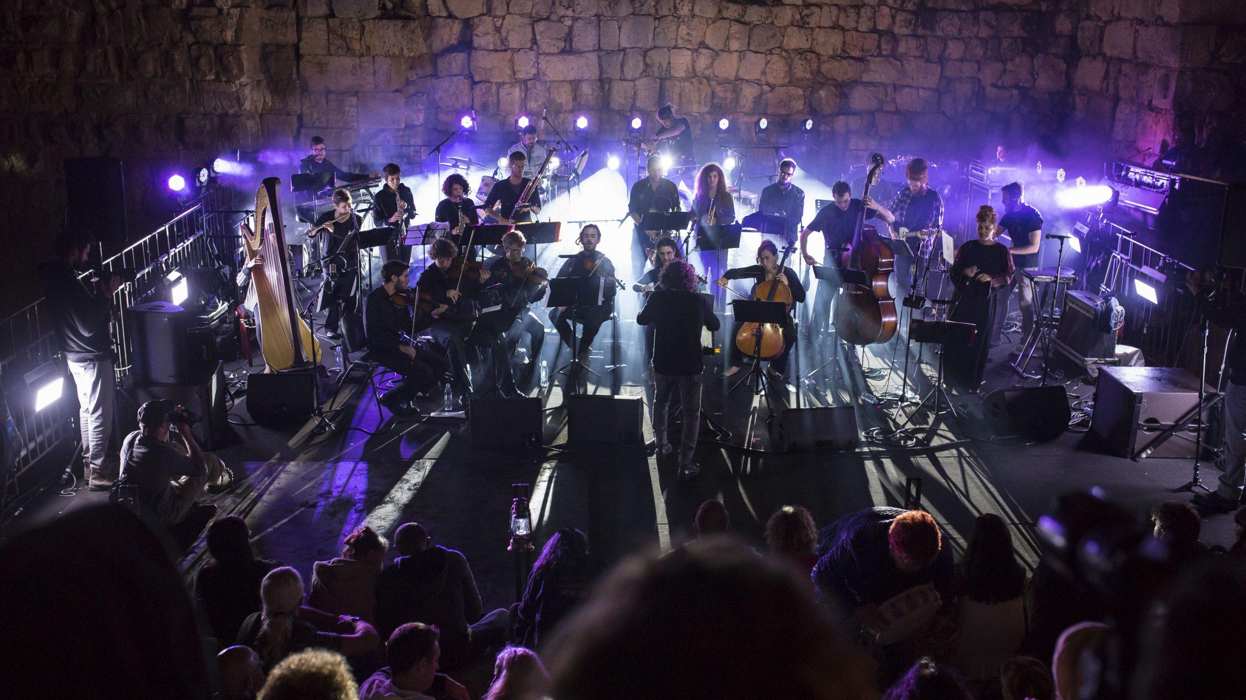 Фестиваль Израиля состоится в Иерусалиме с 3 по 12 сентября 2020 года