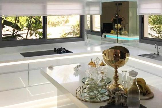 Rosso Glass: роскошные интерьеры по шикарной цене