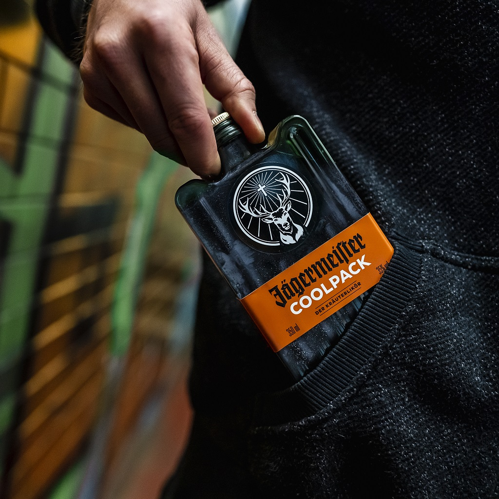 Jägermeister Coolpack – бар в кармане