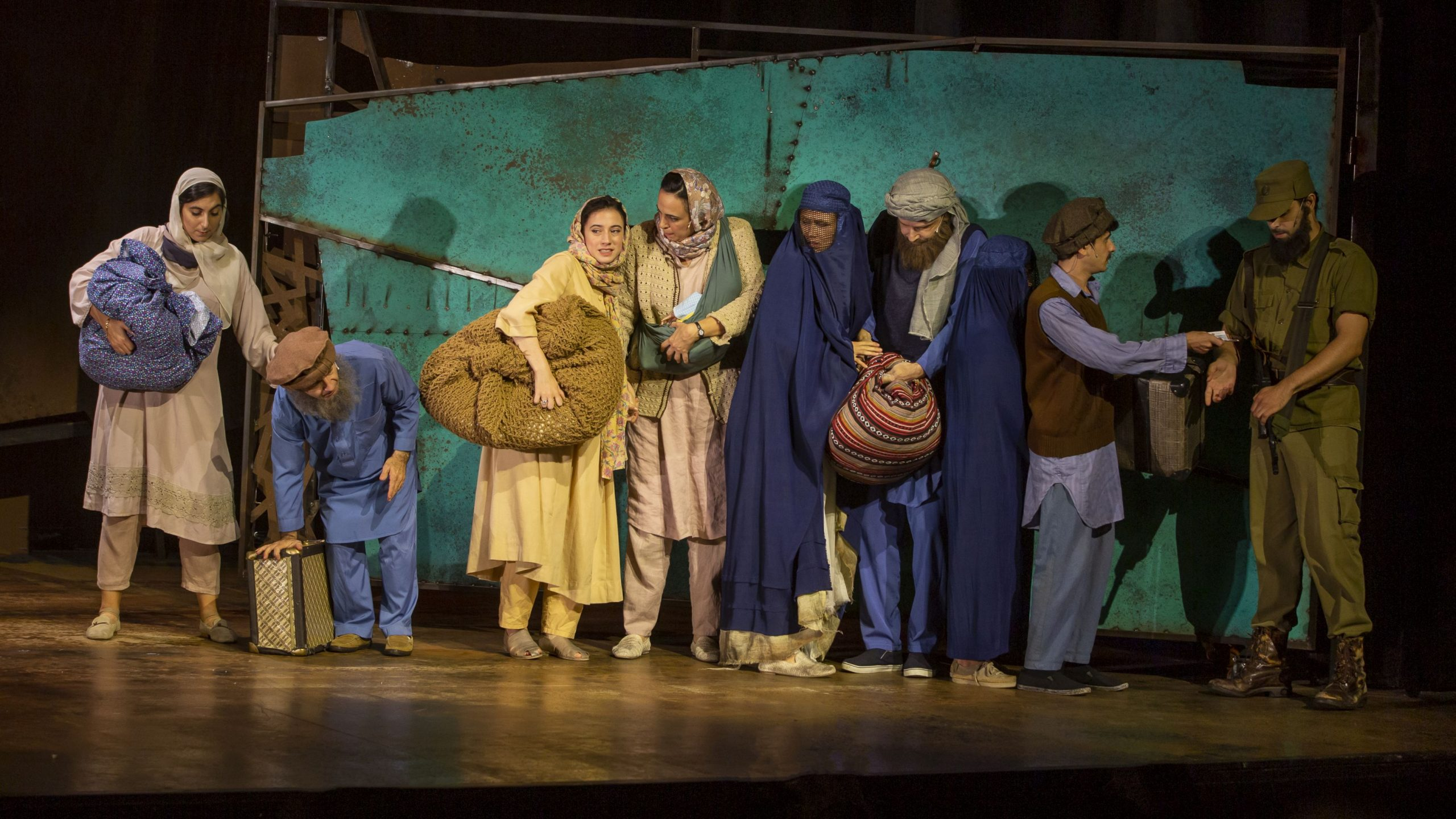 Новые спектакли театра Гешер – сразу после карантина!