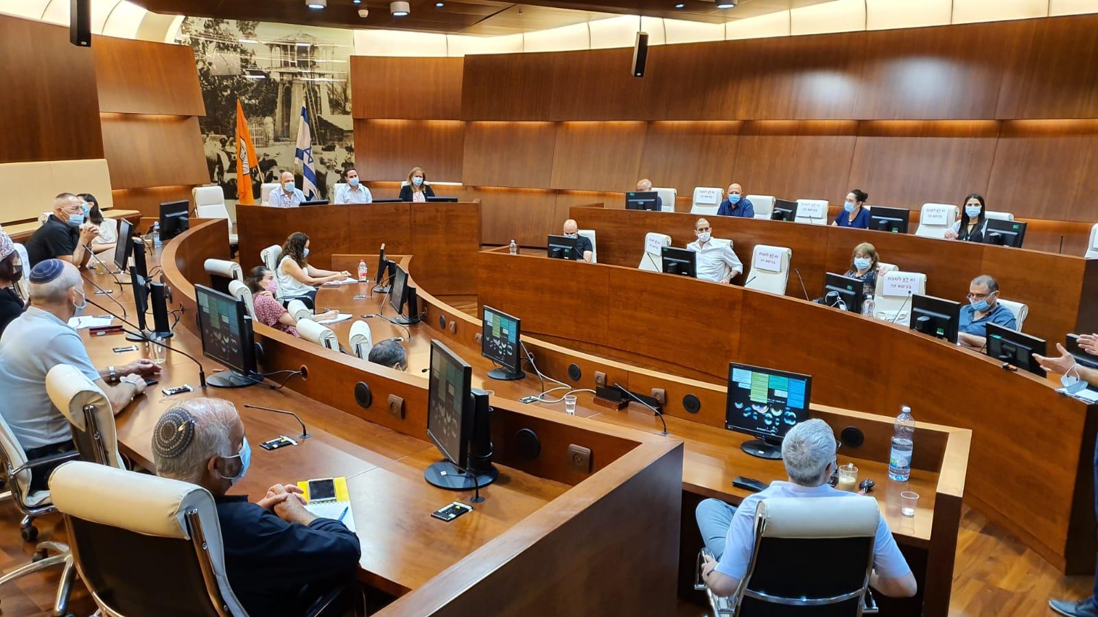 Подготовка к карантину: муниципалитет Ришон ле-Циона провел оценку ситуации