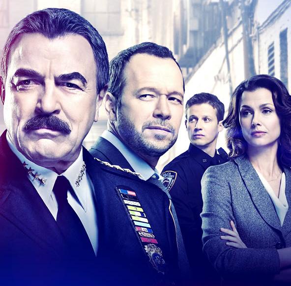 «Голубая кровь» нью-йоркских полицейских