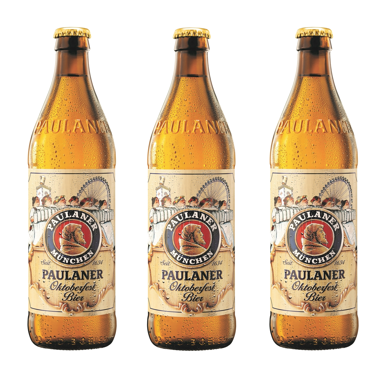 PAULANER Oktoberfest Bier 2020