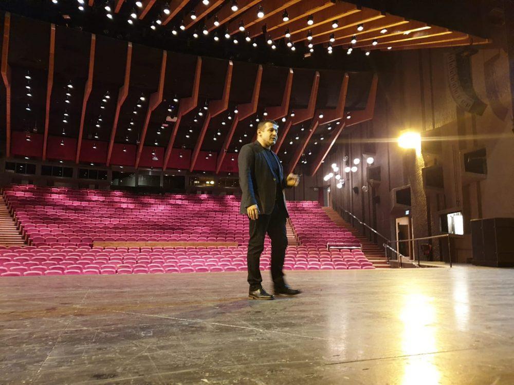Алекс Кушнир добился выделения средств на поддержку Дворцов культуры