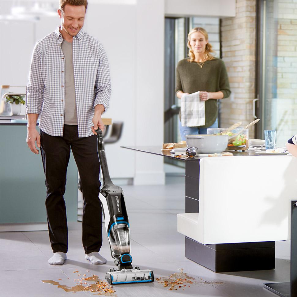 И пылесосят, и моют, и сушат: пылесосы, которые превращают уборку дома в удовольствие