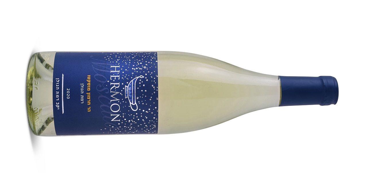 Идеальное вино к 8 марта – «Ар Хермон Москато 2020»