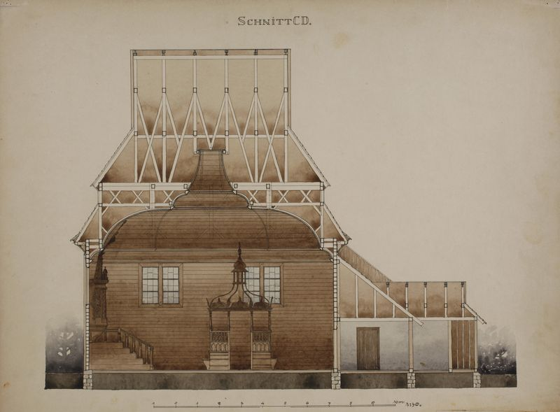 «Деревянные синагоги» в Тель-Авивском музее