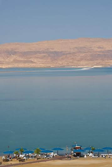 Мертвое море с «живой водой»