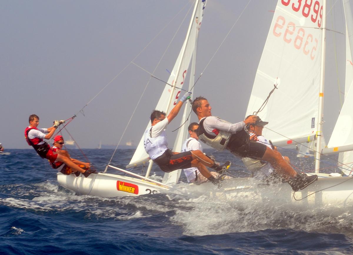 Чемпионат мира 2015 на парусниках класса 470 состоится в Хайфе