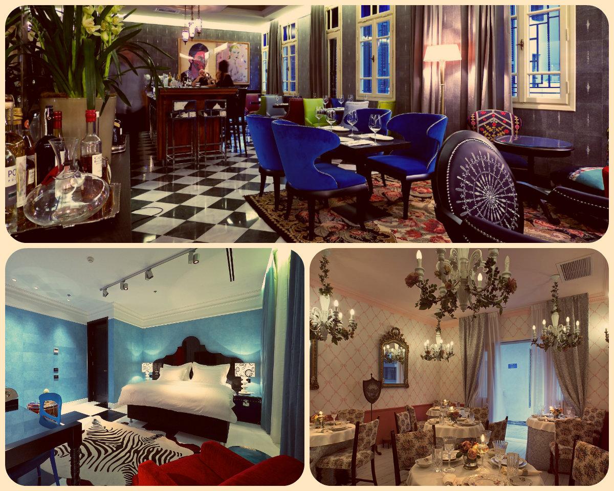 6 самых стильных отелей Тель-Авива