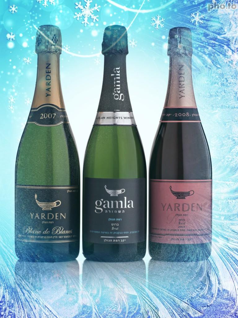 Новые игристые вина к Новому 2015 году