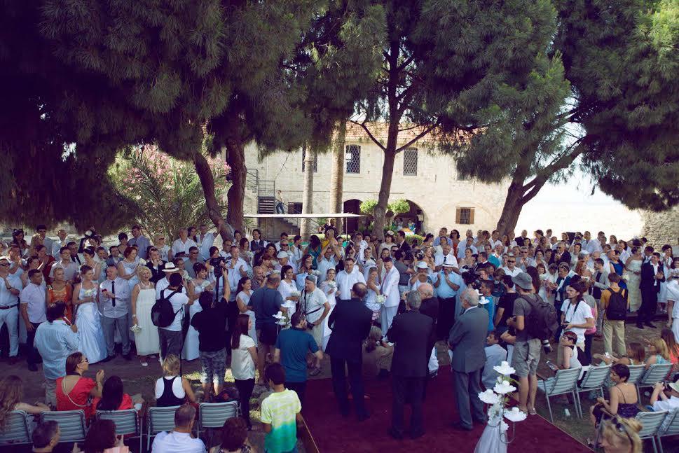 88 пар молодожёнов вернулись в Израиль