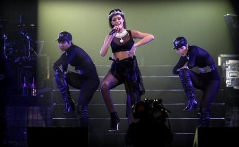 Rihanna в Тель-Авиве положила на всех