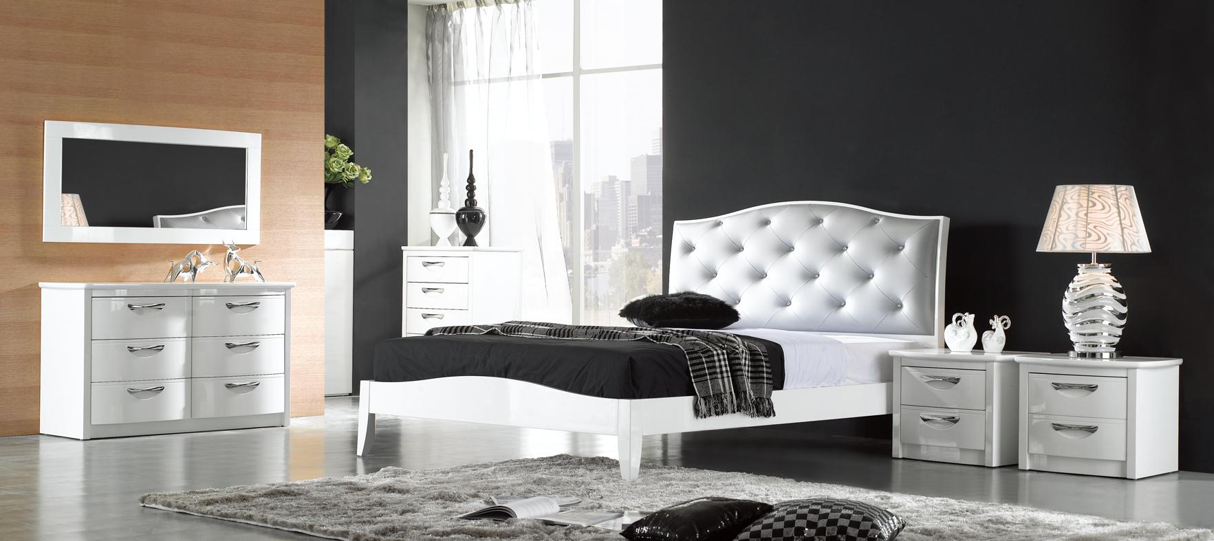 Правила романтической спальни от Design & Divani