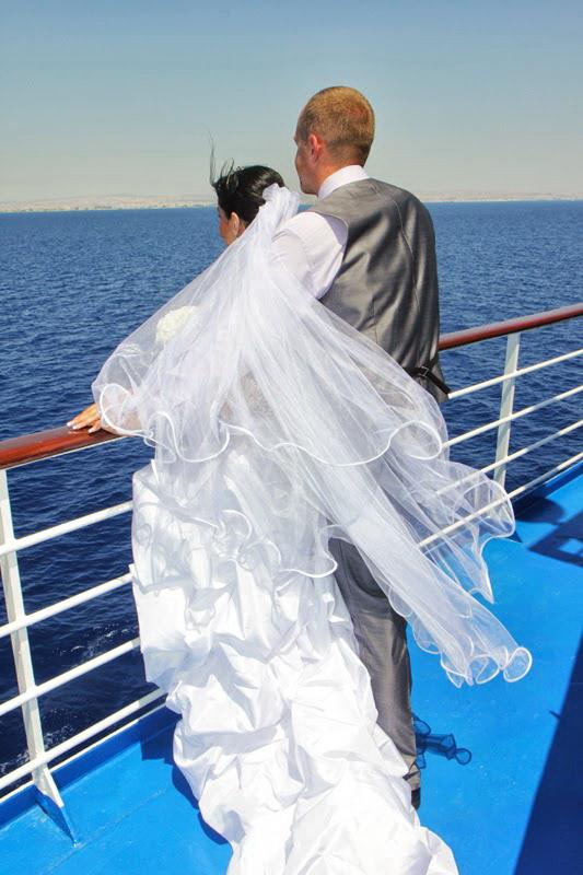«Свадьба — Круиз 2014» – славная традиция продолжается!
