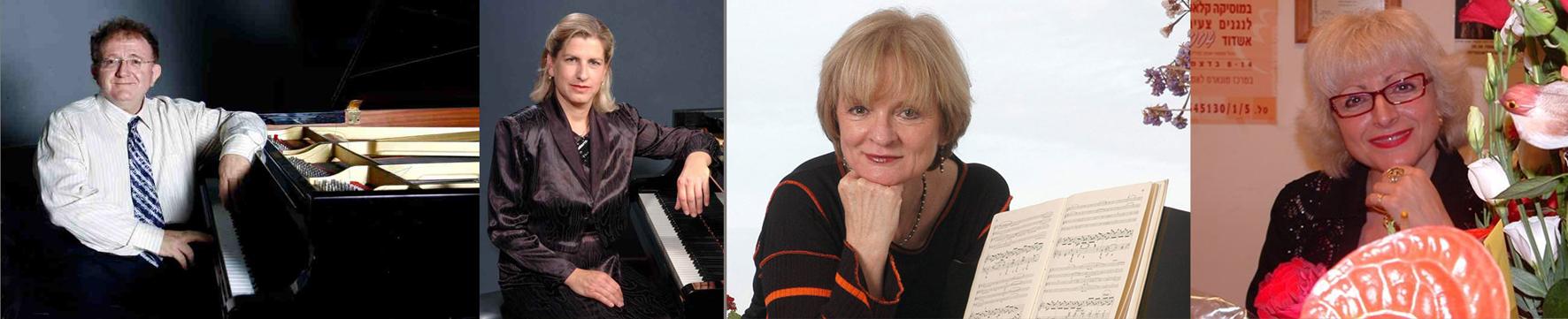 «Два рояля – четыре пианиста». Фортепьянные дуэты в Ашдоде
