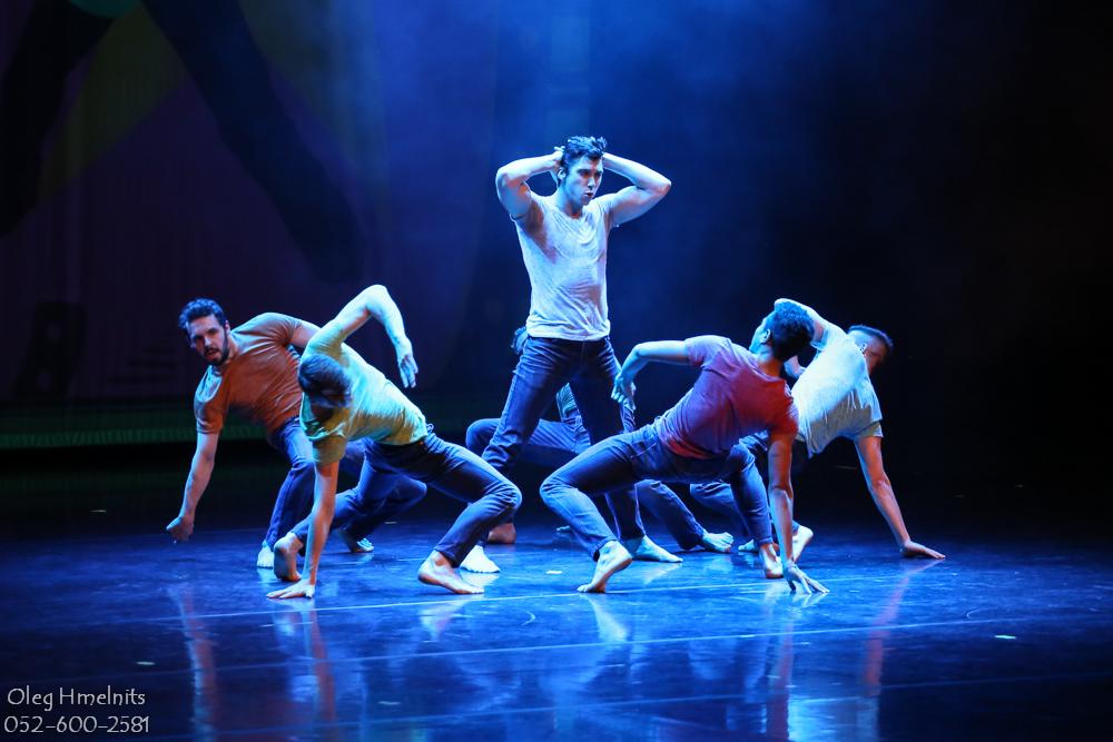 В Израиле начались гастроли Bad Boys of Dance