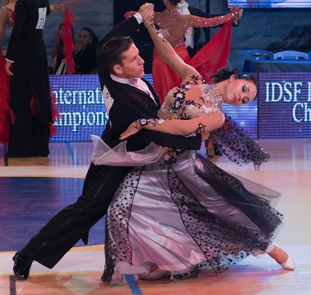 Balnie tantsi - 4empionat mira - Ashdod - Lev Levin+Diana Leshchenkov
