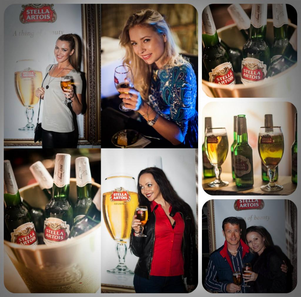 Beauty Party Stella Artois