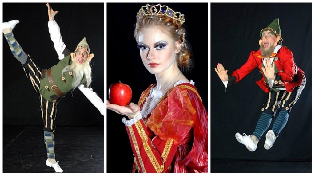 Belosnezhka i 7 gnomov – russkiy balet