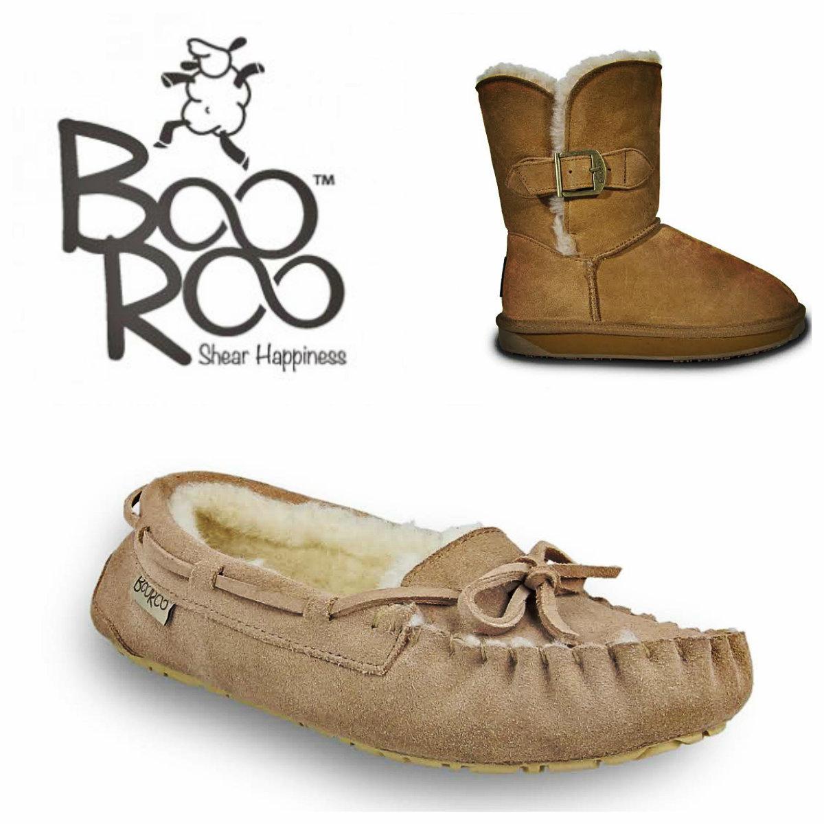 BooRoo Shoes  –  экология комфорта